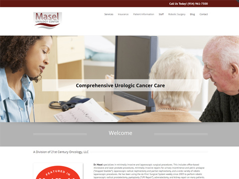 Masel Urology Center